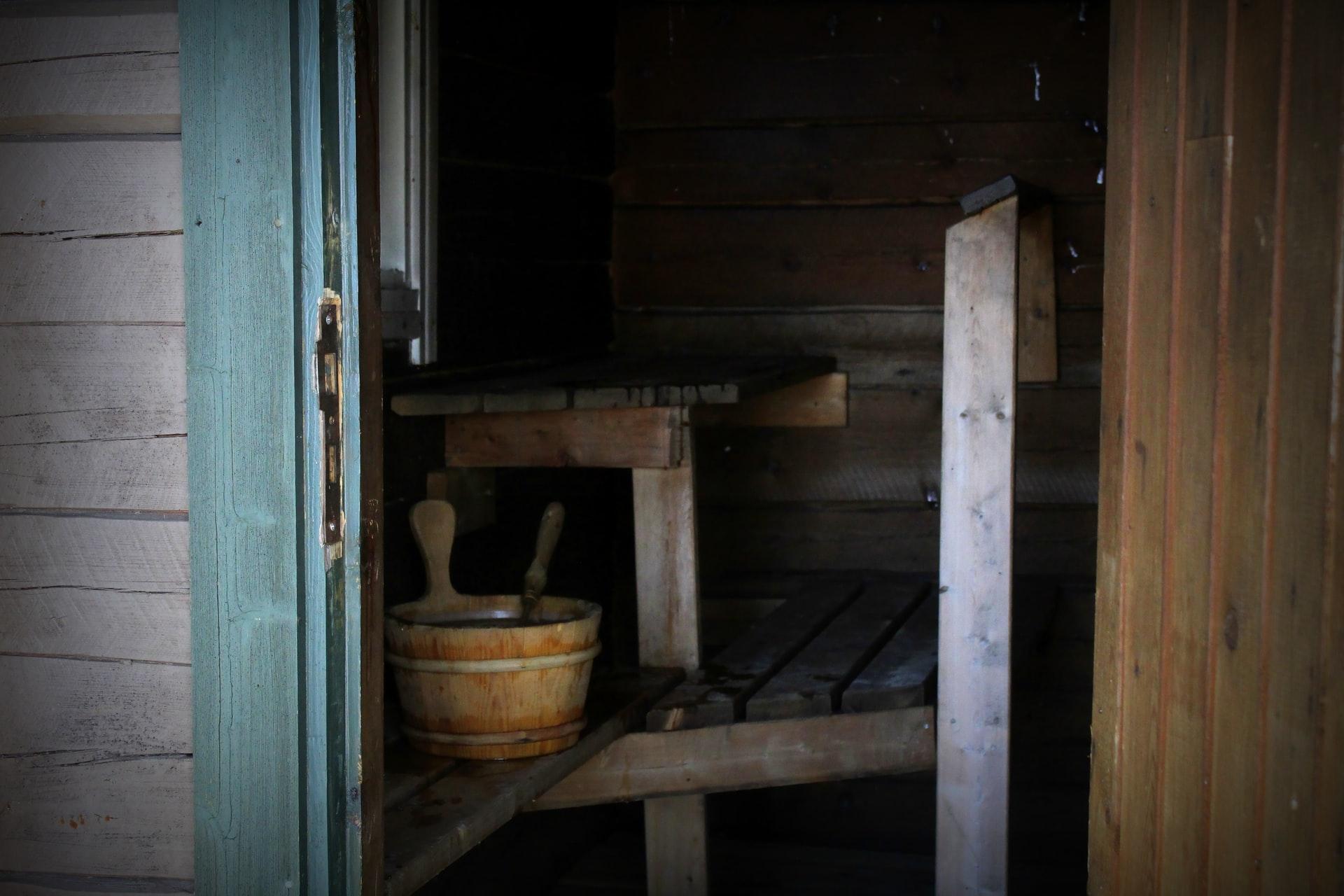 sauna in je eigen huis