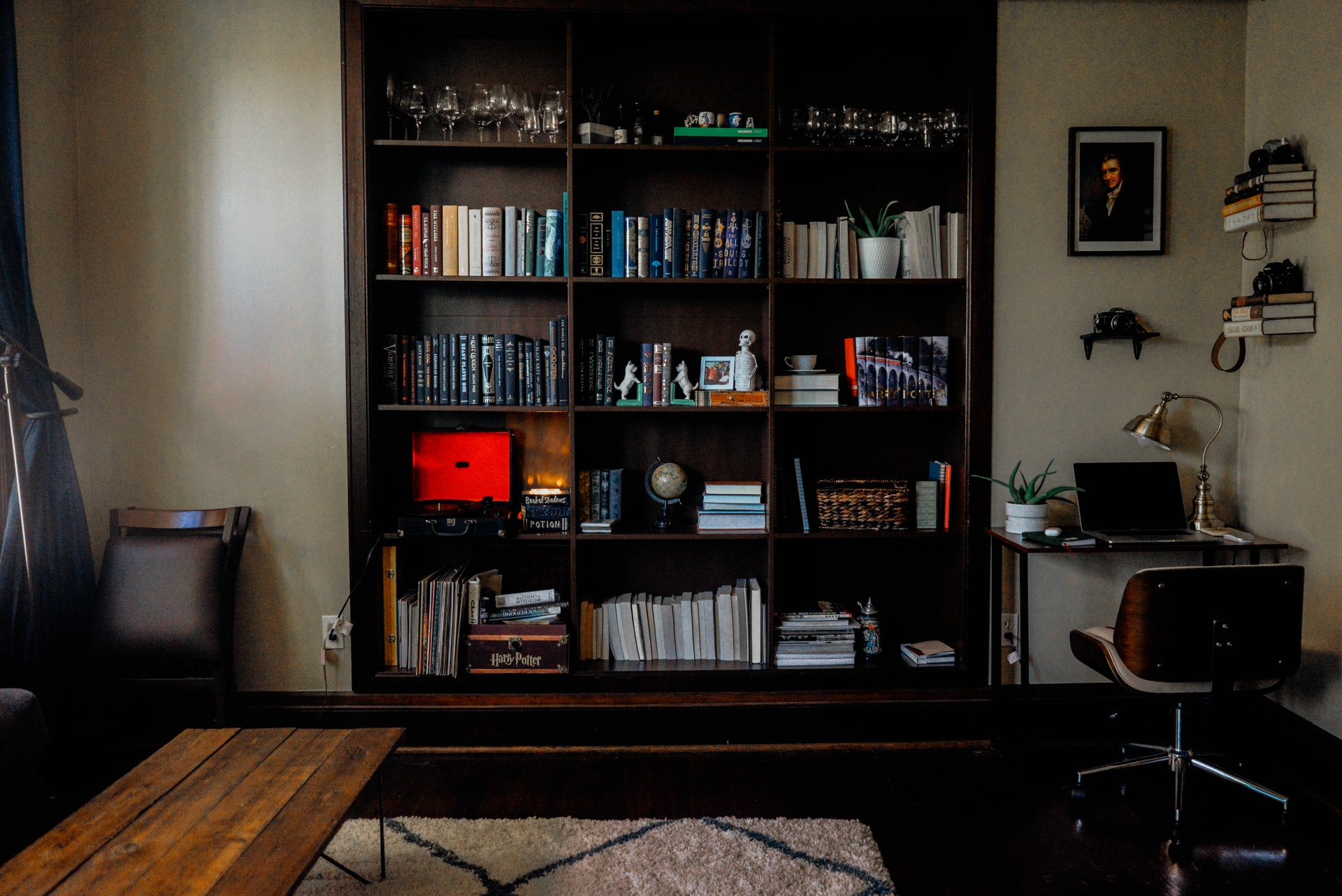grote boekenkast