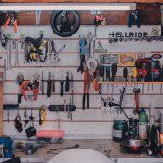 garage opknappen
